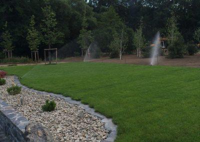 Nawadnianie ogrodu Góry Opawskie