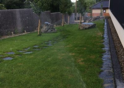 Systemy nawadniające ogrody w Górach Opawskich