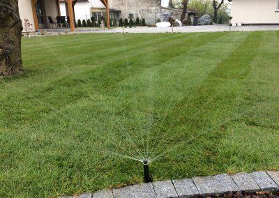 Nawadnianie ogrodów i trawników w Reńskiej Wsi woj, opolskie
