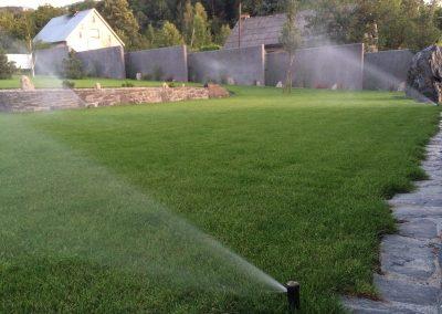 Profesjonalne nawadnianie ogrodów Góry Opawskie